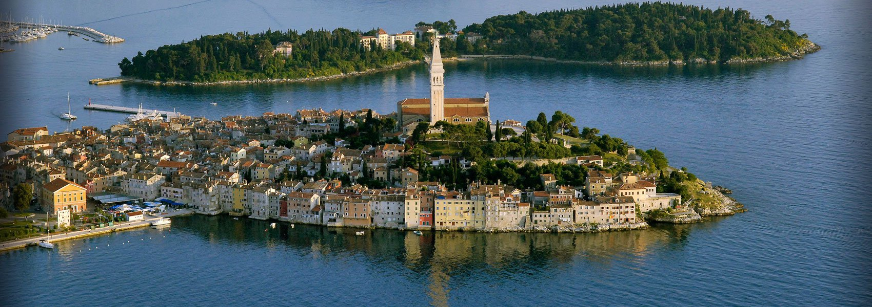 Rovinj - the Blue Pearl of the Adriatic...